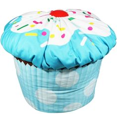 Even the pickiest eater will love the fun design of the Newco Kids Cupcake Bean Bag Blue . This bean bag chair is shaped like a giant cupcake, so. Cupcake Bedroom, Kid Cupcakes, Home Design Magazines, Little Acorns, Room Themes, Blue Bags, Kids Bedroom, Kids Rooms, Fun Crafts