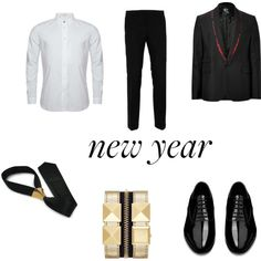 """New Year with style"" by clothes-cm on Polyvore"