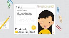 CD Pembelajaran - English For Senior High School
