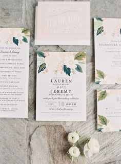 How beautiful are these peach invites on Style Me Pretty! Are you a wedding supplier? Sign up to our reviews and directory for FREE today! www.theweddingsuppliernetwork.co.uk