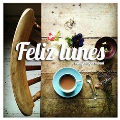 ¡Buenos días! Empieza el día con una sonrisa #FelizLunes
