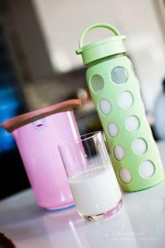 Recept på mandelmjölk
