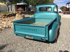 503 Best 51 Chevy Truck images in 2019 | Chevy pickups, Chevy trucks
