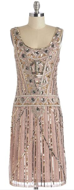 rehearsal dinner dress or a 20's inspired wedding