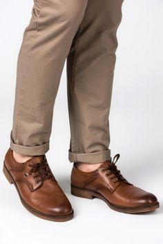 Pierre Cardin  Hakiki Deri Taba Erkek Ayakkabı 50502I