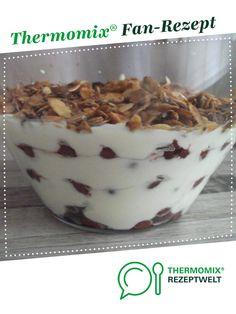 Engelscreme von Mapina. Ein Thermomix ® Rezept aus der Kategorie Desserts auf www.rezeptwelt.de, der Thermomix ® Community.