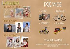 XXXII Concurso de Fotogenia para niños de la mano de Javiceci Fotografía en Ciudad Real. Hasta Febrero!