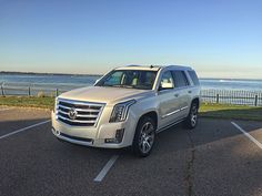 Mommy's Favorite Things: 2015 Cadillac Escalade ESV