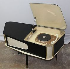"danismm: ""Vintage record player """