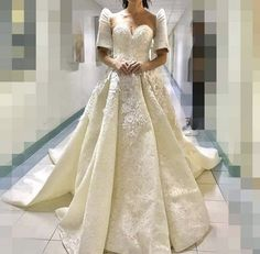 Perfect Wedding Dress, Dream Wedding Dresses, Designer Wedding Dresses, Bridal Dresses, Wedding Gowns, Flower Girl Dresses, Modern Filipiniana Gown, Filipiniana Wedding, Wedding Bride