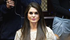 Hope Hicks Net Worth: She is an American communications and public relations consultant and former model who is the current White House Communications.