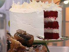 Red Velvet Cake - Espirales de Canela Chef: Osvaldo Gross elgourmet.com