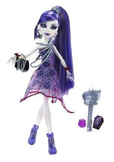 Monster High Dot Dead Gorgeous Doll Collection: What's a high school party without a theme? This year, Monster High students selected polka dots, and they're getting glammed up for the party to look D