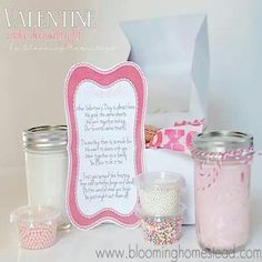 Cookie kit with poem