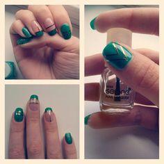 Green #творчество #ногти