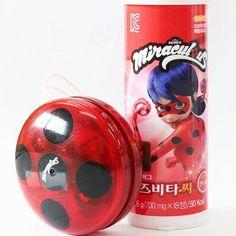 Miraculous Ladybug Yo-Yo & Candy Gift Set - $23 ⋆ Fandom Gifts!