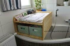 Wickelaufsatz Badewanne Holz Selber Bauen