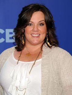 I love her hair!  - Melissa McCarthy