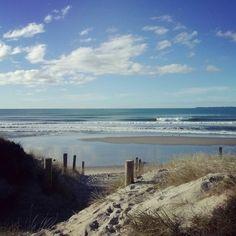 Papamoa beach, New Zealand. where my parents live Outdoor Events, Outdoor Fun, Tauranga New Zealand, Napier New Zealand, Mount Maunganui, Ill Fly Away, New Zealand North, Kiwiana, The Beautiful Country