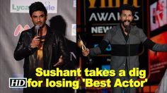 Sushant Singh takes a dig at IIFA for losing 'Best Actor'? , http://bostondesiconnection.com/video/sushant_singh_takes_a_dig_at_iifa_for_losing_best_actor/,  #iifa2017 #jabharrymetsejal #jaggajasoosreview #KareenaKapoorKhan #KatrinaKaif #PriyankaChopra #RanveerSingh #salmankatrina #SalmanKhan #ShahRukhKhan #SushantSinghRajput #SushantSinghtakesadigatIIFAforlosingBestActoraward #ViratAnushkainNewYork