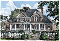 Eastlake House Plan -Donald A. Gardner
