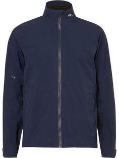 Kjus Golf Pro 3l Waterproof Shell Golf Jacket (aff ink)