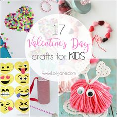 17 ridiculouslyl cute Valentine& Day crafts for kids. Lots of easy to make Valentine& Day kids crafts! 17 ridiculouslyl cute Valentines Day crafts for kids. Lots of easy to make Valentines Day kids crafts! Valentines Day Food, Funny Valentine, Red Valentine, Kinder Valentines, Valentines Gifts For Boyfriend, Valentine Day Crafts, Holiday Crafts, Gift Boyfriend, Valentine Ideas