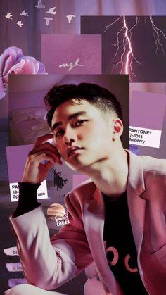 도경수 Exo Kokobop, Kpop Exo, Kyungsoo, Exo Couple, Exo Lockscreen, Chansoo, Exo Ot12, Do Kyung Soo, Xiu Min