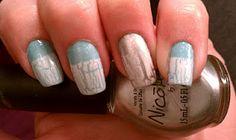 Winter Wonderland #nails