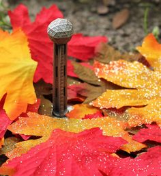 Okay, okay! Texas may not have much of an Autumn, but a Tower can still dream, right?! -The Ball #FirstDayOfAutumn