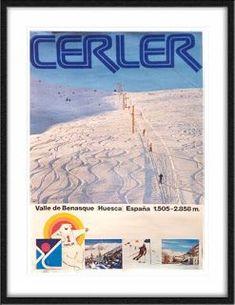 Aniversario de Cerler, hoy 40 años. Advertising Agency, Short Stories