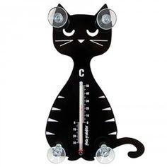 porte bagues chat noir miaou koziol