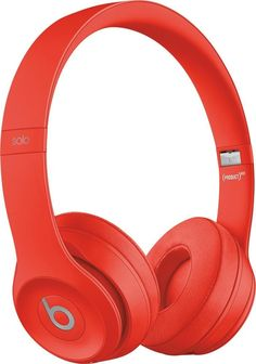 Beats by Dr. Dre - Beats Solo3 Wireless Headphones - (Product)RED