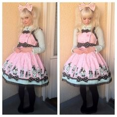 Fantastic Dolly Lolita Coordinate.