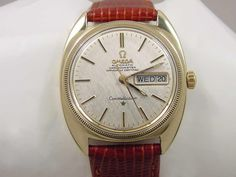 1969 OMEGA CONSTELLATION OFFICIALLY CERTIFIED CHRONOMETER