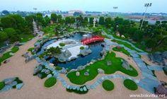 Великолепна градина във Виетнам / Magnificent garden in Vietnam