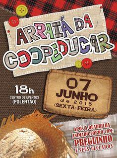 Flyer Festa Junina