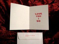 Star Wars Valentine's Day Cards (Back - Yoda)