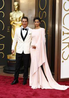PHOTOS. Oscars 2014 : Le meilleur et le pire du tapis rouge