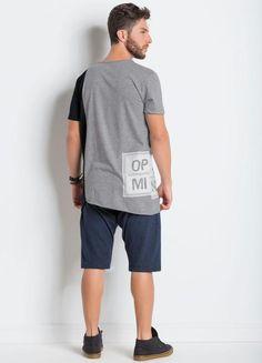 516d9595e2247 24 melhores imagens de Camisetas Casuais Manga Longa