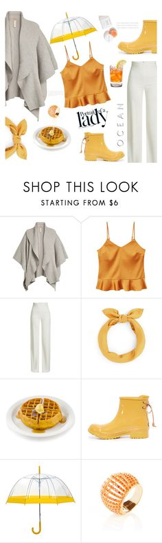 """Lady..."" by omniaasaad ❤ liked on Polyvore featuring Inez & Vinoodh, Burberry, MANGO, Brandon Maxwell and Sperry"