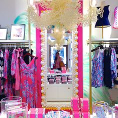 Bowtiful Life: Lilly Pulitzer Oakbrook