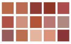 15 super Ideas for bedroom pink brown paint Colour Pallette, Colour Schemes, Terra Cotta Paint Color, Terracotta Paint, Closet Colors, Colour Architecture, Brown Paint, Color Harmony, Bedroom Colors