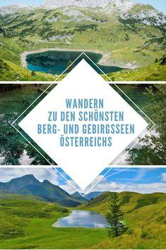 Travel Through Europe, Hiking Tours, Salzburg, Travel Goals, Amazing Nature, Places To See, Trekking, Travel Destinations, Road Trip