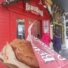 No trip to Blue Mountain, Ontario is complete without a stop at BeaverTails. via @vickyspalette on IG