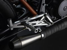 Leatherhead Honda CB650 ~ Return of the Cafe Racers