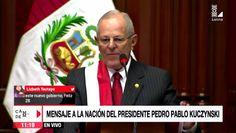 Juramentacion y Primer Mensaje a la Nacion de PPK Nuevo Presidente del Peru (2016-2021) 28 Julio 2,016 el Sr. PEDRO PABLO KUCZYNSKI El Perú esta de fiesta. BIENVENIDO SR. PRESIDENTE !!!!!!!!
