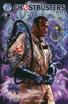 Ghostbusters: Winston Zeddemore magazine