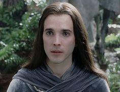 FIGWIT! now Lindir ~ The Lord of the Rings trilogy