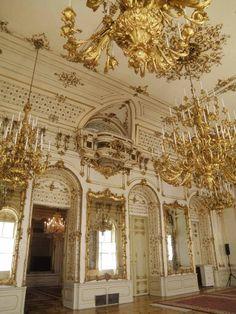 Le Palais Pallavicini - Vienne